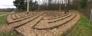 Panorama vom ganzen Labyrinth