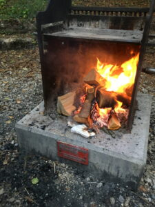 Das Feuerchen